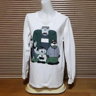 バウンティハンター(BOUNTY HUNTER)の希少バウンティハンター×怪物くんロンT シャツ(Tシャツ/カットソー(七分/長袖))