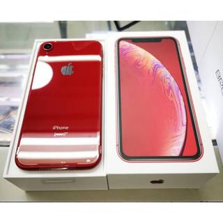 アップル(Apple)のiPhone XR 64gb simフリー 説明必読!!(スマートフォン本体)