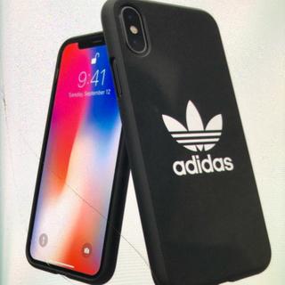 アディダス(adidas)のiPhone Xケース adidas アディダス(iPhoneケース)