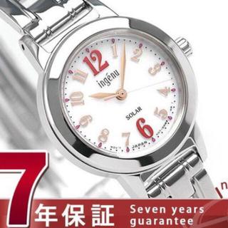アルバ(ALBA)のセイコー アルバ アンジェーヌ ソーラー レディース AHJD097(腕時計(アナログ))