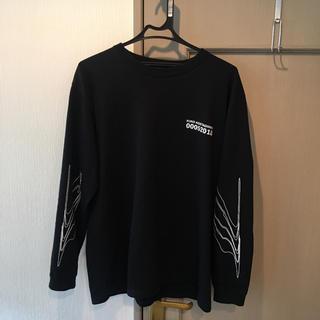 kiko kostadinov 18aw ロンT XL ブラック(Tシャツ/カットソー(七分/長袖))
