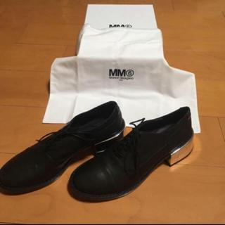 マルタンマルジェラ(Maison Martin Margiela)のMaison Margiela レザーシューズ 購入金額128000円(ドレス/ビジネス)