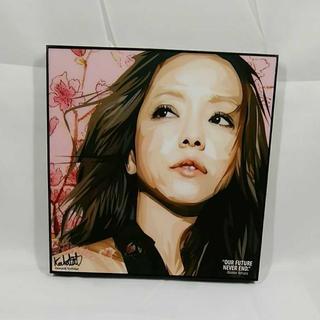 世界的に有名なアートパネル 安室奈美恵さんのファンの方へ