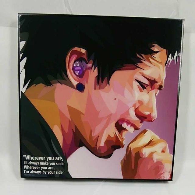 世界的に有名なアートパネル ONEOKROCK TAKAさんのファンの方へ エンタメ/ホビーのアート用品(パネル)の商品写真