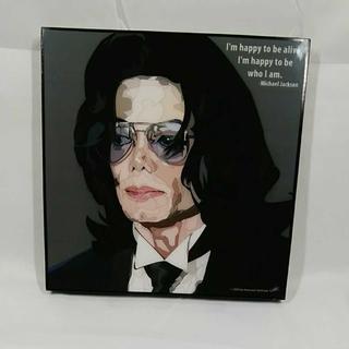 世界的に有名なアートパネル マイケル・ジャクソンのファンの方へ