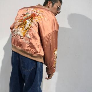 バレンシアガ(Balenciaga)の専用doublet  カオス刺繍 スカジャン  (本日限定 破格)(スカジャン)