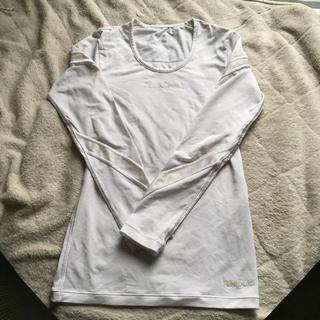 リーボック(Reebok)のリーボックイージートーン コンプレッションシャツM(トレーニング用品)