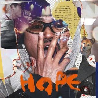 心之助アルバム「HOPE」(ヒップホップ/ラップ)