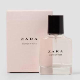 ザラ(ZARA)の【値下げ!】ZARA 香水 ワンダーローズ(香水(女性用))