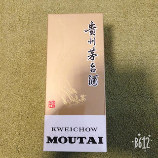 KWEICHOW MOUTAI 酒 マオタイ(その他)