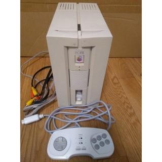 エヌイーシー(NEC)のPC-FX本体(家庭用ゲーム機本体)