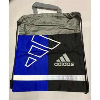 アディダス(adidas)の★adidas/アディダス・ナップサック  、ジムバッグ、手提げ、リュック・新品(バッグパック/リュック)