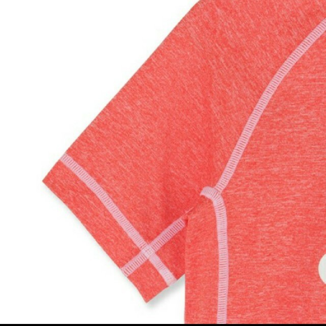 adidas(アディダス)のアディダス 半袖 ラッシュガード 110cm 定価3985円 キッズ/ベビー/マタニティのキッズ服 男の子用(90cm~)(水着)の商品写真