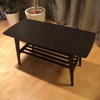 カリモク60 リビングテーブル 小(ダイニングテーブル)