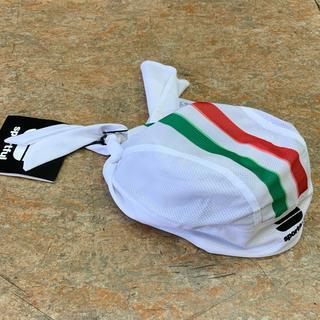 スポーツフル バンダナキャップ イタリア柄 メッシュ フリーサイズ(ウエア)