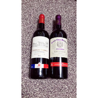 赤ワイン 2本セット(ワイン)