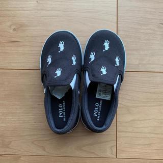 ポロラルフローレン(POLO RALPH LAUREN)のラルフローレン 子供靴(スリッポン)