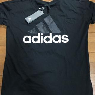 アディダス(adidas)のadidas アディダス Tシャツ スポーツウェア 未使用 OT ブラック(その他)