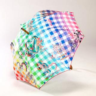 ヴィヴィアンウエストウッド(Vivienne Westwood)の最終お値下げ❗️新品 タグ付き ヴィヴィアン・ウエストウッド  長傘 雨傘(傘)