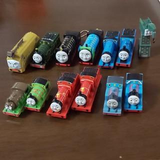 タイトー(TAITO)のトーマス ミニトレイン 13点セット(電車のおもちゃ/車)