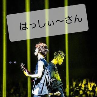 ワンオクロック(ONE OK ROCK)のはっしぃ~さん専用(キーホルダー/ストラップ)