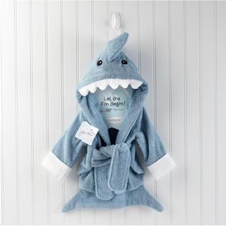 サメさん バスローブ