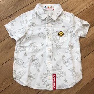 アンパンマン(アンパンマン)の新品 アンパンマン シャツ80(シャツ/カットソー)