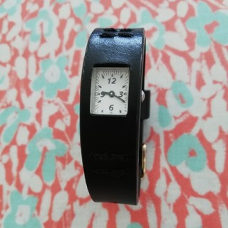 0268ff2a61 カバンドズッカ 黒 腕時計(レディース)の通販 92点 | CABANE de ZUCCaの ...