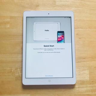 アップル(Apple)のiPad Air Wi-Fi + Cellular:A1475 32G(タブレット)