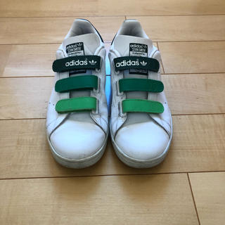 アディダス(adidas)のadidas アディダス スタンスミス ベルクロ(スニーカー)