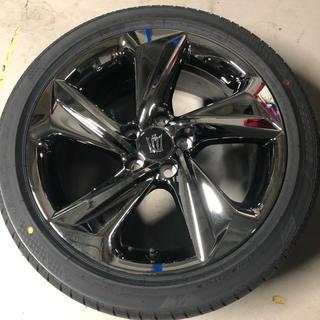 トヨタ(トヨタ)のクラウン 220系 RSアドバンス 新車外し未使用 ホイール+タイヤセット(タイヤ・ホイールセット)