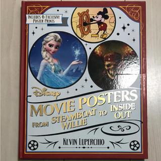 ディズニー(Disney)の日本未発売 ディズニー disney 映画 ポスター集(洋書)