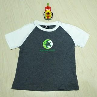 アディダス(adidas)のadidas キッズ 男の子 Tシャツ 100㎝(Tシャツ/カットソー)