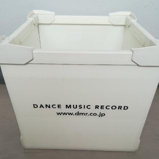 10様専用レコードボックス 80枚収納 折り畳み積み重ね可 DJ HIPHOP (その他)