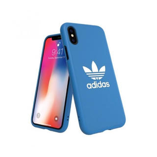 アディダス(adidas)のadidas iPhone xs / x  iPhoneケース(iPhoneケース)