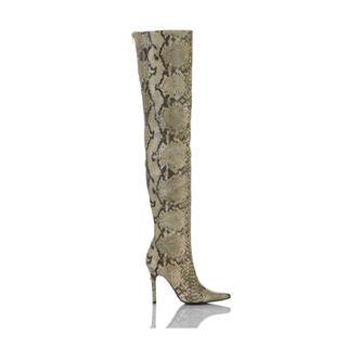 イエローブーツ(Yellow boots)のyellow  星野あや KAA LONG ブーツ(ブーツ)