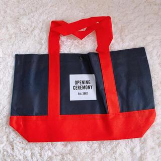 オープニングセレモニー(OPENING CEREMONY)のオープニングセレモニー ショップ袋(ショップ袋)