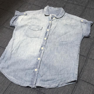 ギャップ(GAP)の半袖シャツ(シャツ/ブラウス(半袖/袖なし))
