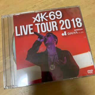 アヴァランチ(AVALANCHE)のak69 live DVD(ヒップホップ/ラップ)