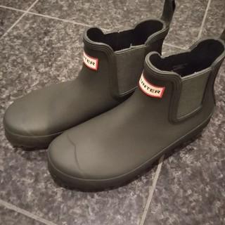 ハンター(HUNTER)の🌸めだか様、専用  15日までお取り置き🌸(レインブーツ/長靴)