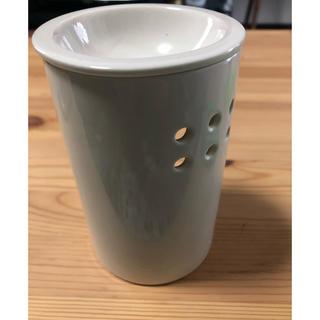 ムジルシリョウヒン(MUJI (無印良品))の無印良品 アロマキャンドルポット(アロマポット/アロマランプ/芳香器)