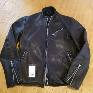 VANQUISH - 【本日のみの値下げ】ブラックバイヴァンキッシュ ライダースジャケット
