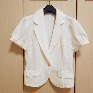 パターンフィオナ(PATTERN fiona)のPATTERN fiona 半袖ジャケット(テーラードジャケット)