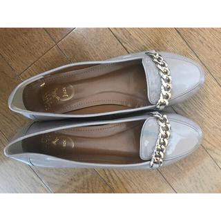 ジュゼ(Juze)のJuze×HARUTA(ハルタ)  チェーンローファー(ローファー/革靴)