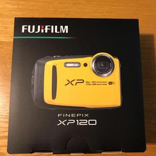 フジフイルム(富士フイルム)のぜん屋tksh様専用 富士フイルム FINEPIX XP120 イエロー (コンパクトデジタルカメラ)