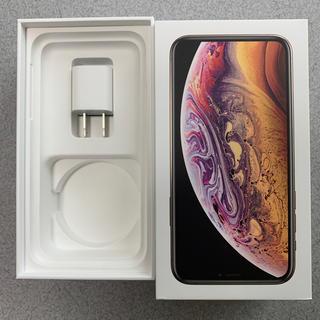 アイフォーン(iPhone)のiPhone XSの付属品アダプタ 2個セット(変圧器/アダプター)