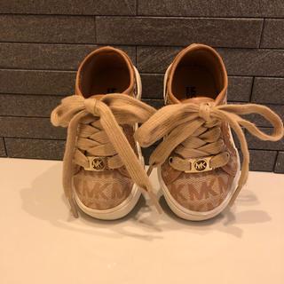 マイケルコース(Michael Kors)の子供靴★MICHAEL KORS(スニーカー)