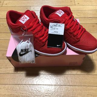 ナイキ(NIKE)のNIKE SB ダンク LOW プロ Girls Don't Cry 27(スニーカー)