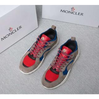 モンクレール(MONCLER)のMONCLERスニーカー(スニーカー)