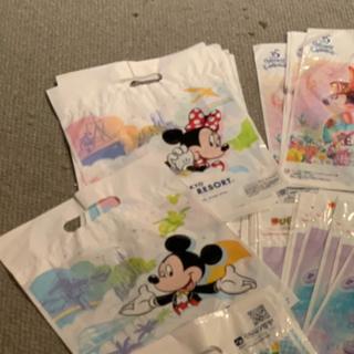Disney - 東京ディズニーリゾート ピクサー 35周年  お土産袋 ショッパー ショップ袋